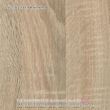 Blat bucatarie STEJAR SONOMA 3025-WL 38x600x4100 Krono Swiss