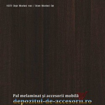 PAL Melaminat Stejar Moorland maro H3370-ST22