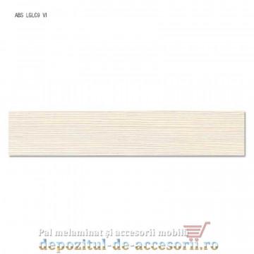 Cant ABS Woodline crem 22mm x 0,4mm compatibil Pal Melaminat Woodline crem Egger H1424