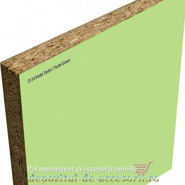 PAL Melaminat Verde pastel D134
