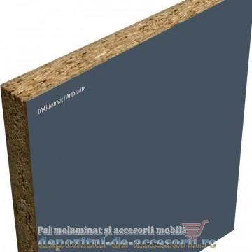 PAL Melaminat Antracit D143