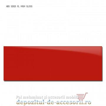 Cant ABS Rosu 43mm x 1mm super lucios (high gloss)