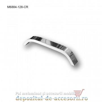 Mâner mobilier Cromat M6884 128mm