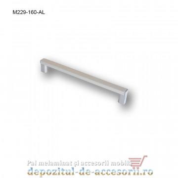 Mâner mobilier Aluminiu M229-160-AL