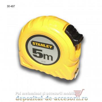 Ruleta retractabila 3m de mana Stanley 30-497