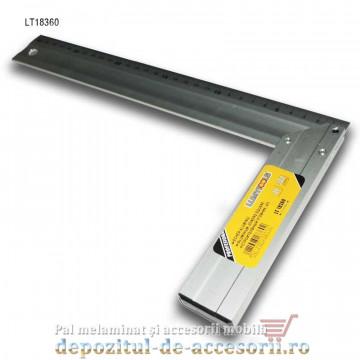Echer aluminiu tamplarie 300mm LT18360 LumyTools