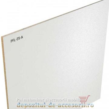 PFL HDF alb 2,5mm Pfleiderer