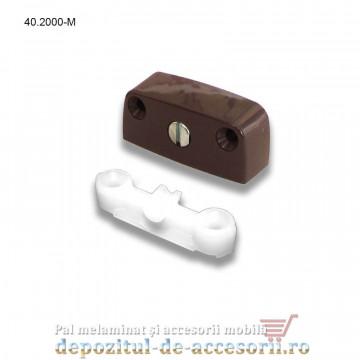 Demontabili de corp tip carcasă din plastic maro 40.2000 Blum