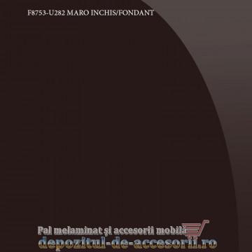 Panou MDF Acrilic Maro inchis super lucios Unilin high gloss F8753-U282