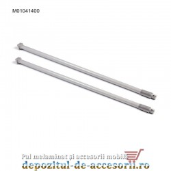 Set lonjeroane laterale sertare 400mm tip TANDEMBOX DTC seria D 500 M01041400-DTC