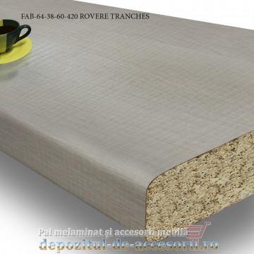 Blat de bucatarie mat ROVERE TRANCHES 38x600x4200mm FAB 64 FAB Grup