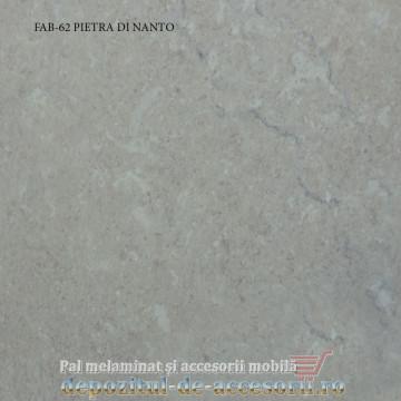 Blat de bucatarie mat PIETRA DI NANTO 3D 38x600x4200mm FAB 62 FAB Grup
