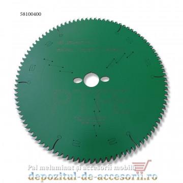 Panza circular teflonata Ø300mm Stehle circular debitat PAL sau MDF melaminat