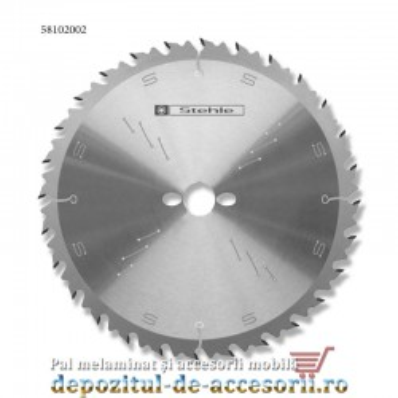 Panza circular pentru lemn masiv Ø300mm Stehle pentru circular cu masa
