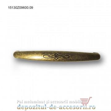 Mâner antichizat 96mm 15130Z09600.09