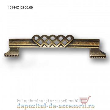 Mâner antichizat 128mm 15144Z12800.09