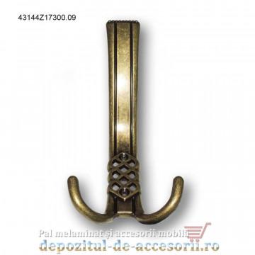 Cuier format mare antichizat 43144Z17300.09