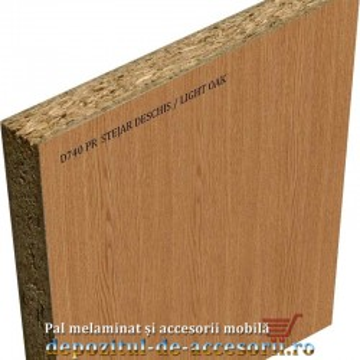 Pal melaminat Stejar deschis D740 PR Krono Ucraina