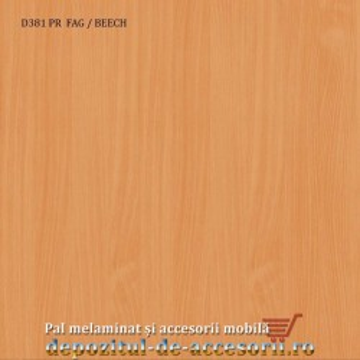 Pal melaminat Fag D381 PR Krono 18x2800x2700mm
