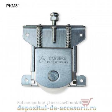 Sistem glisare PKM 81 pentru usi culisante dressing Cagberk