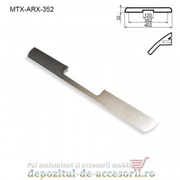 Mai multe despre Mâner mobilier MTX-ARX-352, INOX