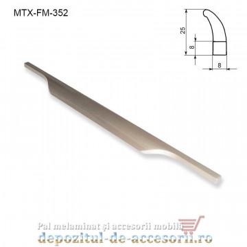 Mai multe despre Mâner mobilier MTX-FM-352, INOX