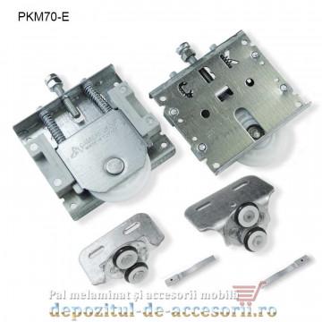 Sistem glisare PKM70-E pentru uși dressing